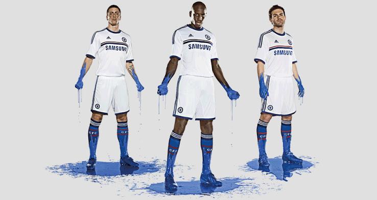 Chelsea 13 14 Away Kit