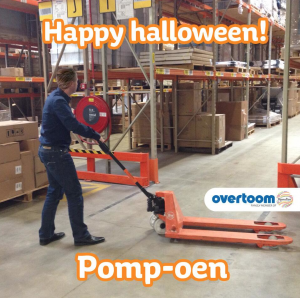 halloween inhaker overtoom