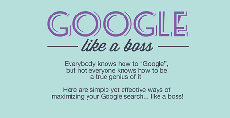 google like a boss header