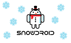 android-logos-snowman