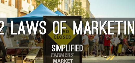 22 Laws of Marketing from Shivam Dhawan