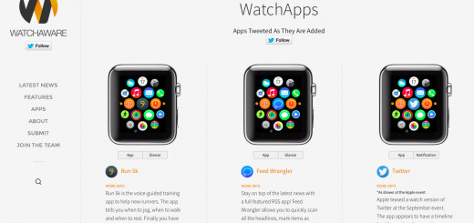 Apple Watch emulator