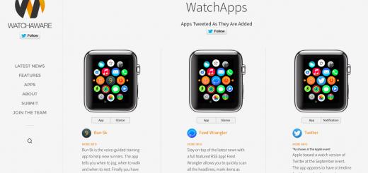 Apple Watch emulator