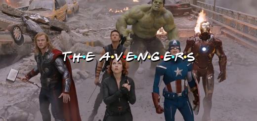 avengers friends