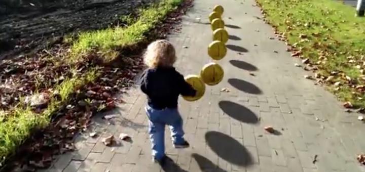 super mario kid video