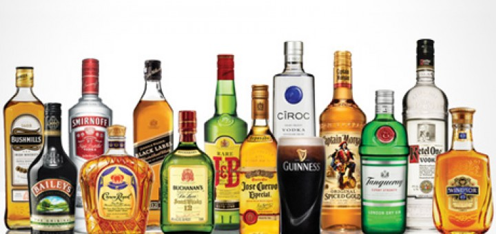 alcohol brands