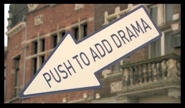 push to add drama