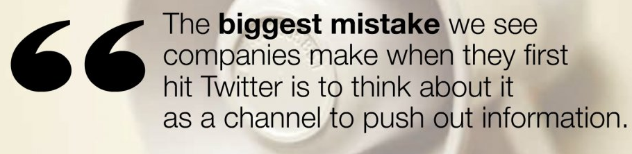 quote about twitter