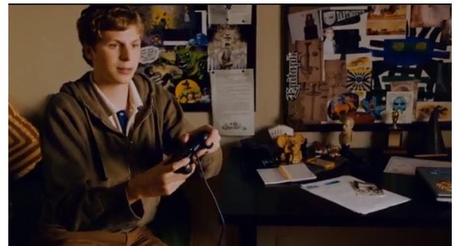 games in films