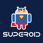 android-logo-superman