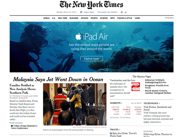 apple-ran-the-worst-possible-ad-beside-a-new-york-times-story-about-flight-370.jpg