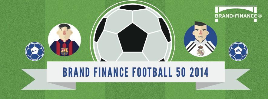 football brand value 2014