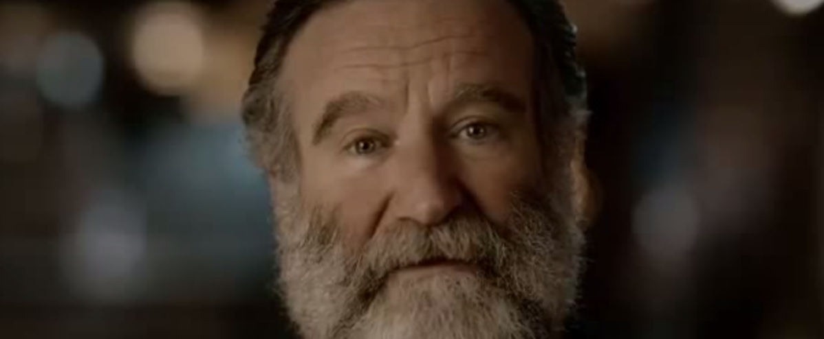 Robin Williams Nintendo