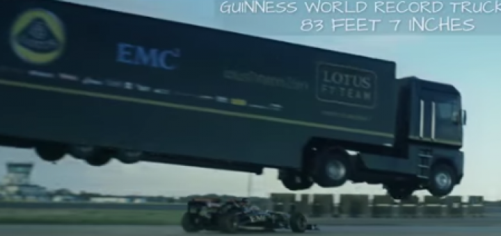 jump f1 car