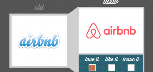airbnb new logo old logo