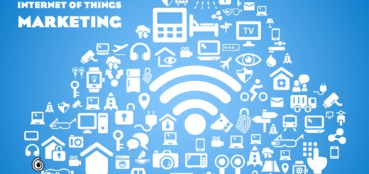 impact of the internet things of things on marketing