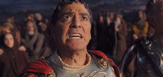 Hail Caesar header Coen Bros